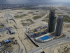 A view of Eko Pearl under construction