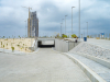 A view of the 2nd underpass in Eko Atlantic