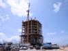 Afren plc tower under construction