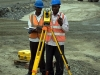 Site survey on new land in Eko Atlantic