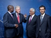 Clinton Global Initiative, New York, September 2009