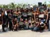 Participants in the 38th Annual Miss Nigeria Beauty Pageant