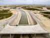 The canals in Eko Atlantic