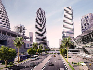 Lead Story Low supply, demand in Eko Atlantic scheme drive land prices higher