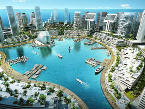 Eko Atlantic City Will Accommodate 400,000 people, Increase IGR – Ambode