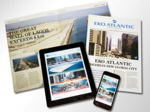Eko Atlantic Releases Pre-Launch Mobile App for Virtual Tours of City