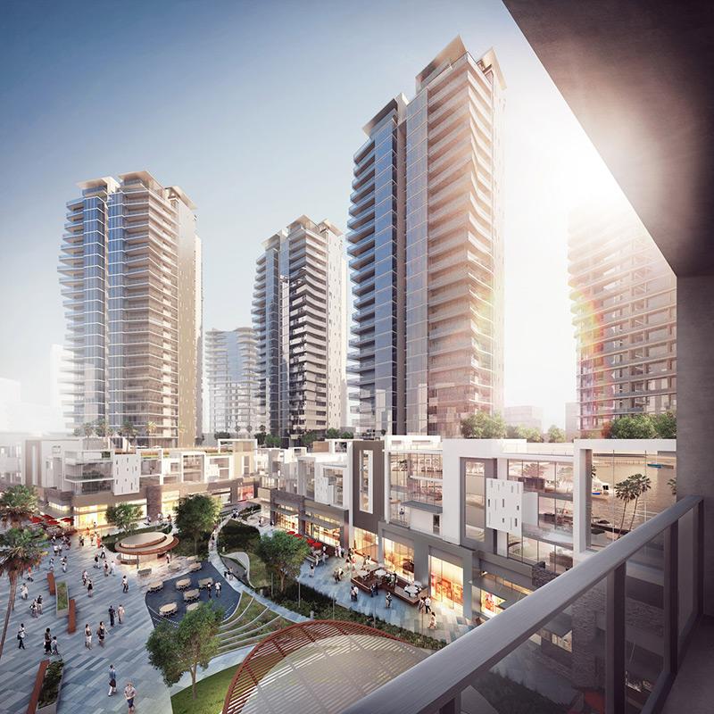 Azuri Peninsula Luxury Residential Real Estate, Lagos, Nigeria - Eko Atlantic