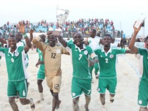 Dalung commends 2016 Beach Soccer AFCON Committee – TV360 Nigeria