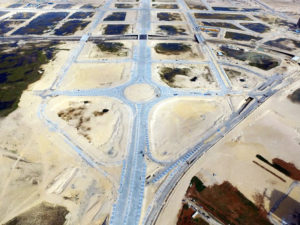Eko Atlantic City Completes Eko Boulevard, Nigeria's First 8 Lane City Road