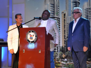 Eko Atlantic City Unveils First Residential Building, Eko Pearl Towers