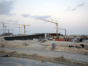 Eko Atlantic Completes 14 Bridges