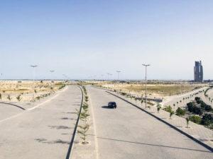 A view of Eko Boulevard
