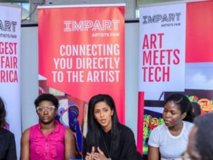 Lasmara's Impart Artists Fair as A Game Changer