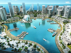 Eko Atlantic City, solution to VI, Lekki flooding problem — Developer